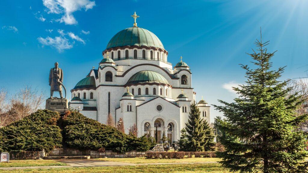 Église Saint-Sava de Belgrade
