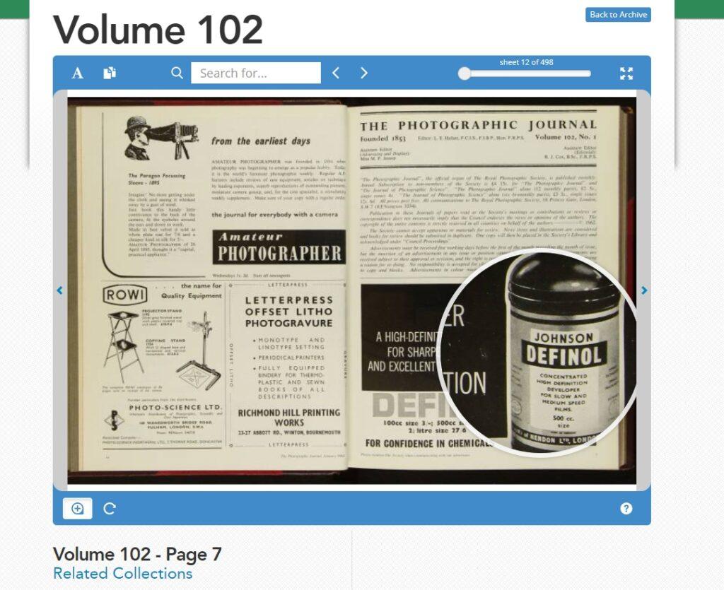 150 ans d'Histoire de la Photographie