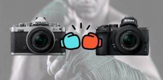 Nikon Z fc vs Nikon Z 50