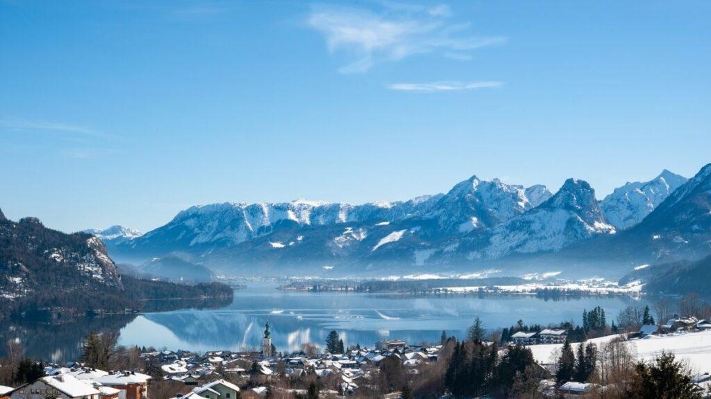 Saint Gilgen, Autriche