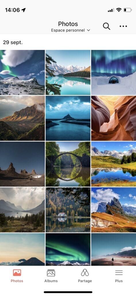 Synology Photos Mobile